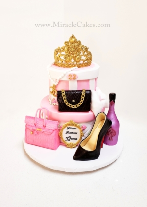 Designer cake-2