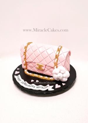 Chanel Purse -Pink
