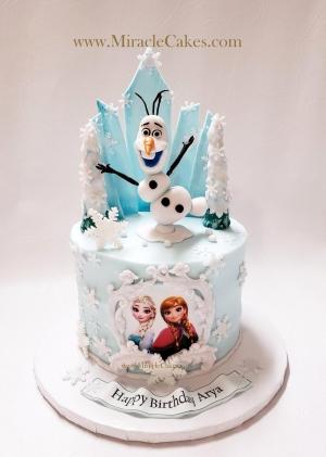 Frozen cake-9